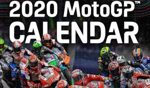 Saison Moto GP 2020: un calendrier de 13 courses...minimum