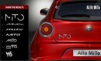 Alfa Roméo Mito: le logo