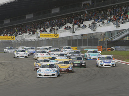 Porsche Carrera World Cup: 200 911 GT3 Cup sur le Ring en juin 2011!
