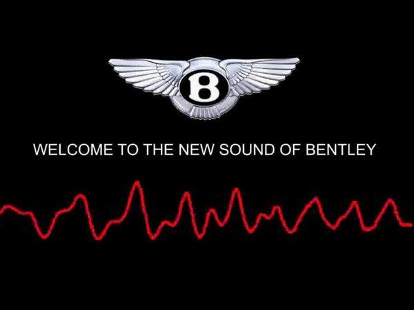 Ecoutez le nouveau V8 Bentley en vidéo !