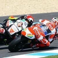 GP250 - Espagne: Barbera et Simoncelli ne partiront toujours pas en vacance ensemble