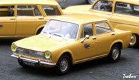 Miniature : 1/43ème - SIMCA 1300