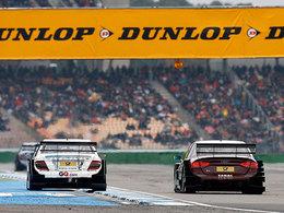 Dunlop quitte le DTM fin 2010