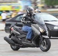 Yamaha X-Max 400 2013 : nouvelle génération