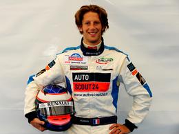 Trophée Andros - Romain Grosjean rempile