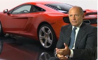 [Vidéo] Ron Dennis commente sa nouvelle McLaren MP4-12C