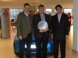 Norvège : Mitsubishi livre sa 1000eme i-MiEV, la citadine la plus vendue du pays