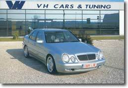 Donnez un coup de jeune à votre   Mercedes