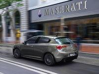 Des Alfa Romeo Giulietta pour les propriétaires de Maserati en révision