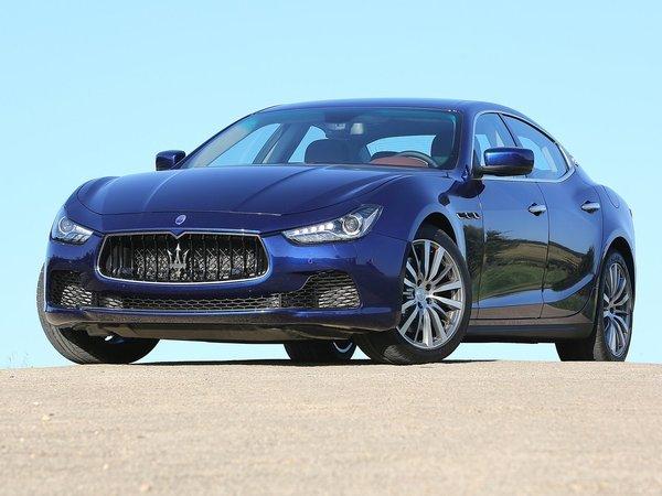 Maserati : rien à venir sous la Ghibli