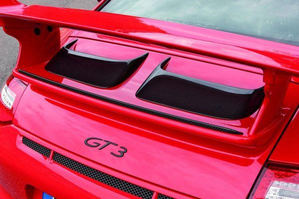 Porsche Tequipment pour les 911 GT3 et GT3 RS : soif de tarmac