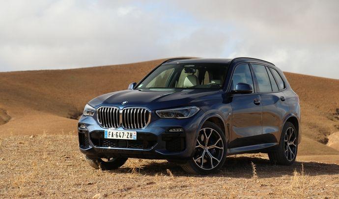 Essai vidéo - BMW X5 : made in USA