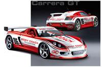 La Porsche Carrera GT en compétition? Il faudra encore patienter...