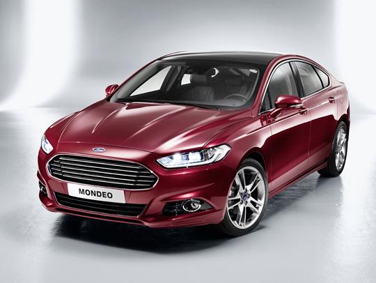 Nouvelle Ford Mondeo : enfin en hybride