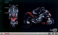 Vidéo Moto : L'Aprilia RSV-4, coté technique...
