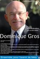 Dominique Gros, nouveau maire de Metz : l'écologie urbaine en route avec le Busway