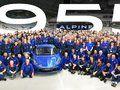 Alpine a fini la production de l'A110 Première Édition