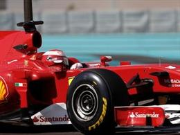 F1-Abu Dhabi: Alonso s'adjuge le dernier meilleur chrono de 2010 !