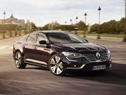 La Renault Talisman, nouvelle star du Festival de Cannes