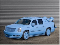 Cadillac Escalade EXT by Dub