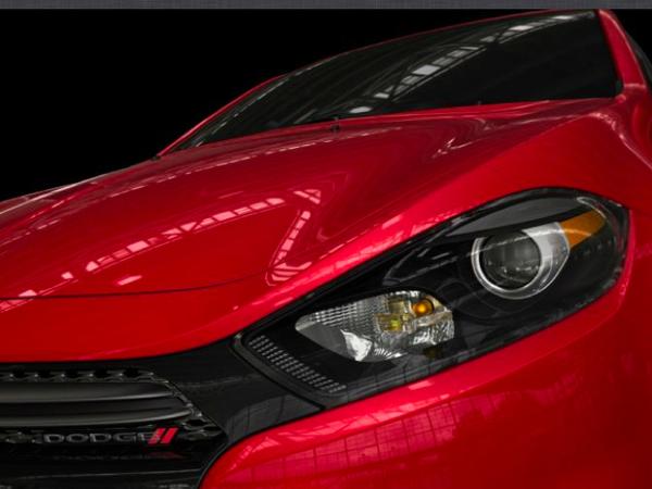Future Dodge Dart, l'Alfa Giulietta américaine