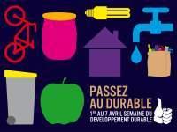 Jean-Louis Borloo : la Semaine du développement durable, prolongement du Grenelle de l'Environnement