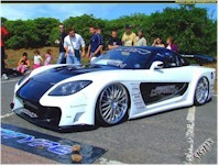 Mazda RX7 Need For Speed Carbon