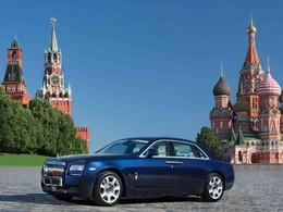 Les taxes sur les véhicules de luxe russes en forte hausse