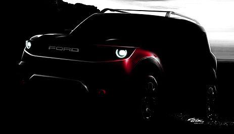 Ford pourrait relancer le nom Puma pour le nouveau petit SUV