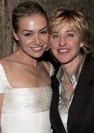Un petit coup par derrière pour Ellen DeGeneres