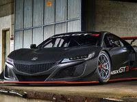 Honda officialise la NSX GT3