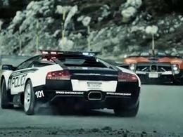 NFS Hot Pursuit: Une dernière vidéo (très vite!) avant la route ?