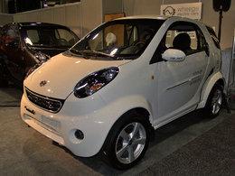 Salon de Los Angeles 2010 / Auto électrique : zoom sur la LiFe EV
