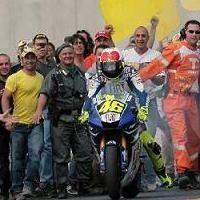 Moto GP: Rossi et Capirossi préviendront la foule à Misano.