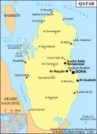 Le Qatar : taxis et autobus électriques toute !