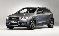 Audi Q5: nettement mieux ainsi
