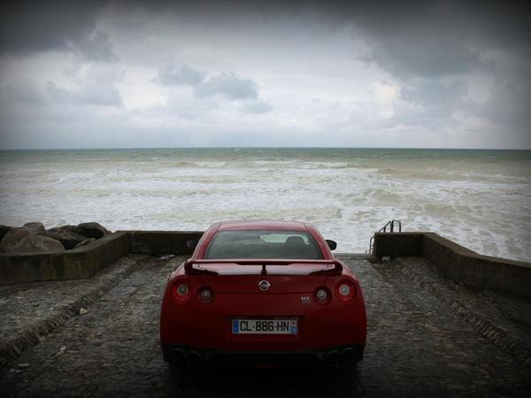 Nissan GT-R 2012 au quotidien: jour 5, direction la mer