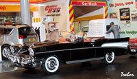 Miniature : 1/43ème - CHEVROLET Bel Air cabriolet