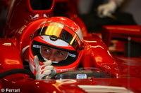 F1: Schumi prolonge avec Ferrari pour 3 ans !