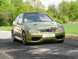 Mercedes CS 180 Prozone :   un petit côté Modena