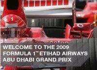 Formule 1 : le Grand Prix d'Abu Dhabi en Octobre 2009