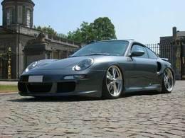 Porsche 996 look 997: un exemplaire   unique