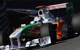 F1 - GP Italie Essais Libres 2 : Sutil en tête