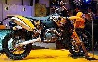 Nouveautés KTM pour 2008 : 450 et 530 EXC-R