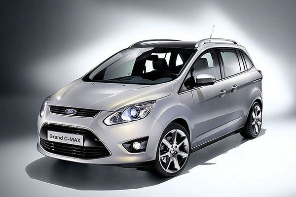 Salon de Francfort : le Ford Grand C-Max avant l'heure