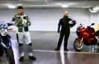 Vidéo moto: BMW local