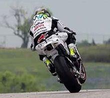 MotoGP - Grand Prix des Amériques: une première ligne ratée de peu pour Crutchlow