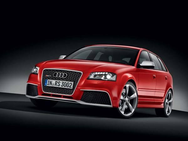 Officiel : voila l'Audi RS3 Sportback