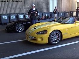 Insolite : un policier arrête des supercars à la chaîne à Monaco