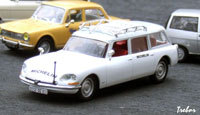 Miniature : 1/43ème - CITROËN break ID